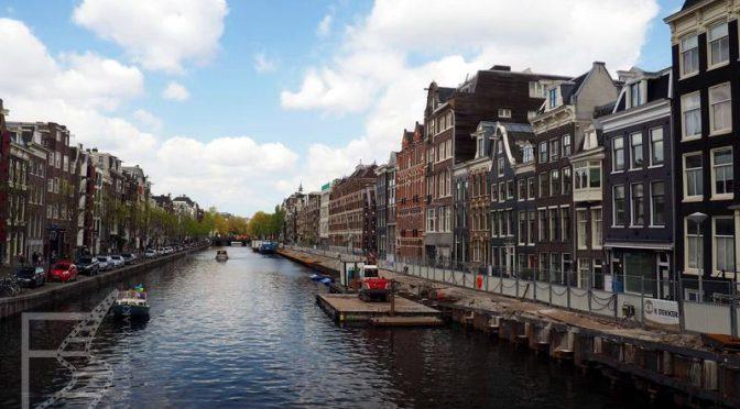 Amsterdam śladami Bonda i nie tylko