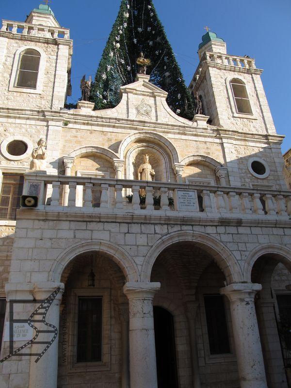 Kościół wesela w Kanie