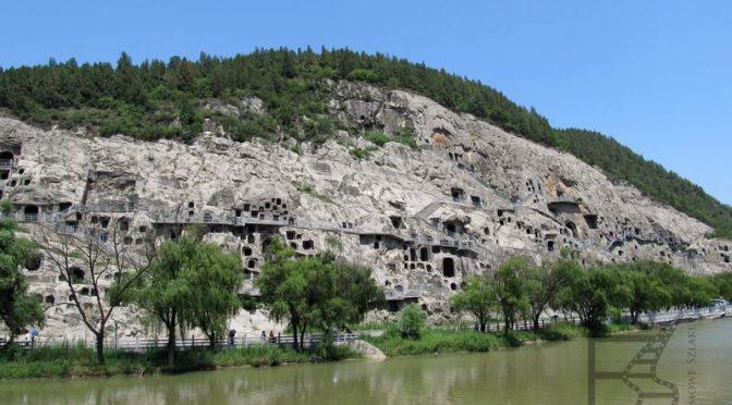 Longmen, czyli Groty Dziesięciu Tysięcy Buddów