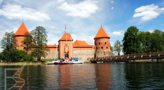 Troki i słynny zamek na wodzie