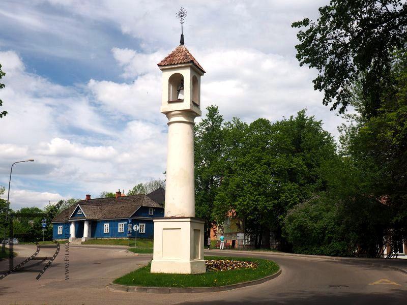 Kapliczka w Trokach