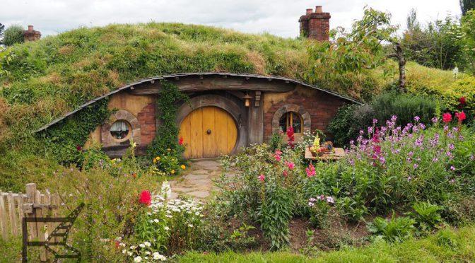 Hobbiton, czyli jak zarabiać na planie filmowym
