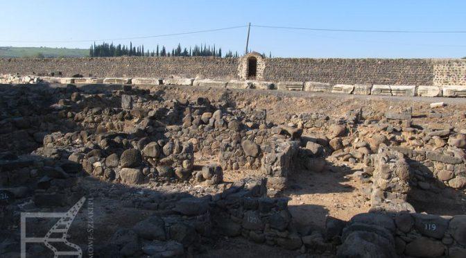 Kafarnaum, miasto Jezusa