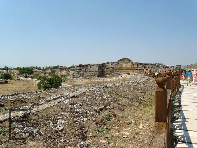 Pozostałości Hierapolis