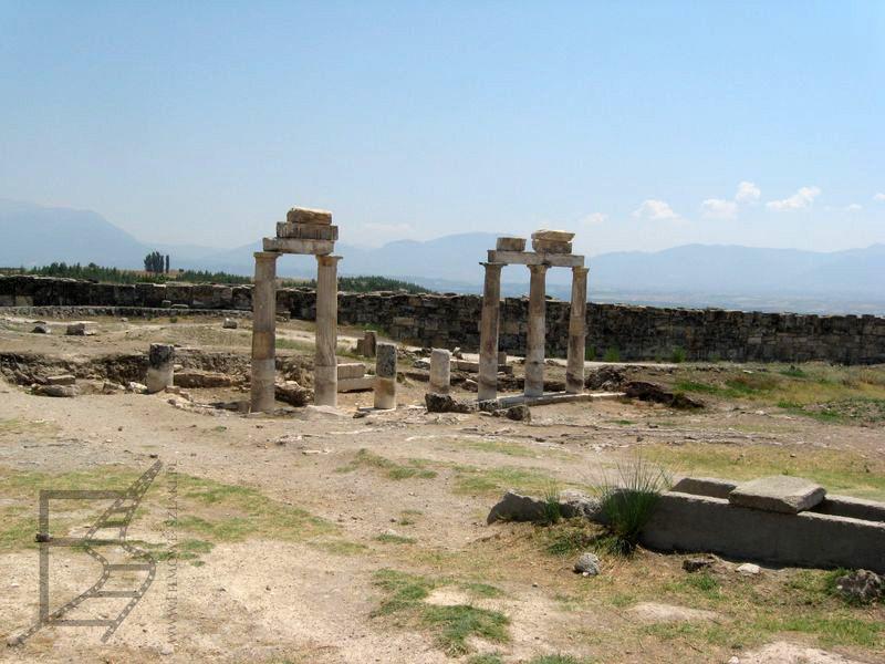 Ruiny Hierapolis