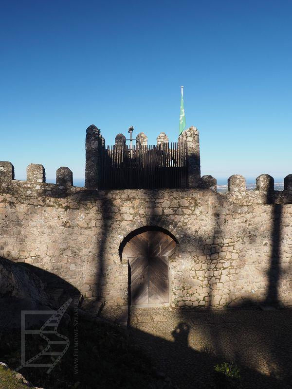 Zamek Maurów w Sintrze