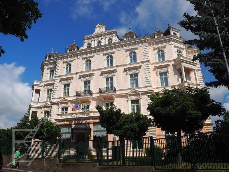 Hotel Bristol - inspiracja dla Grand Budapest Hotel