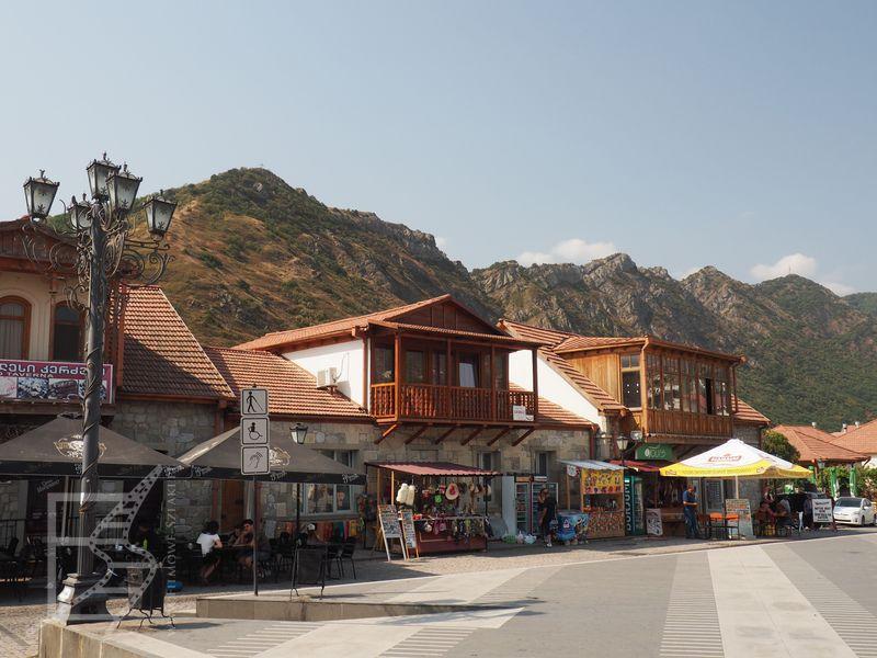 Turystyczne centrum Mcchety