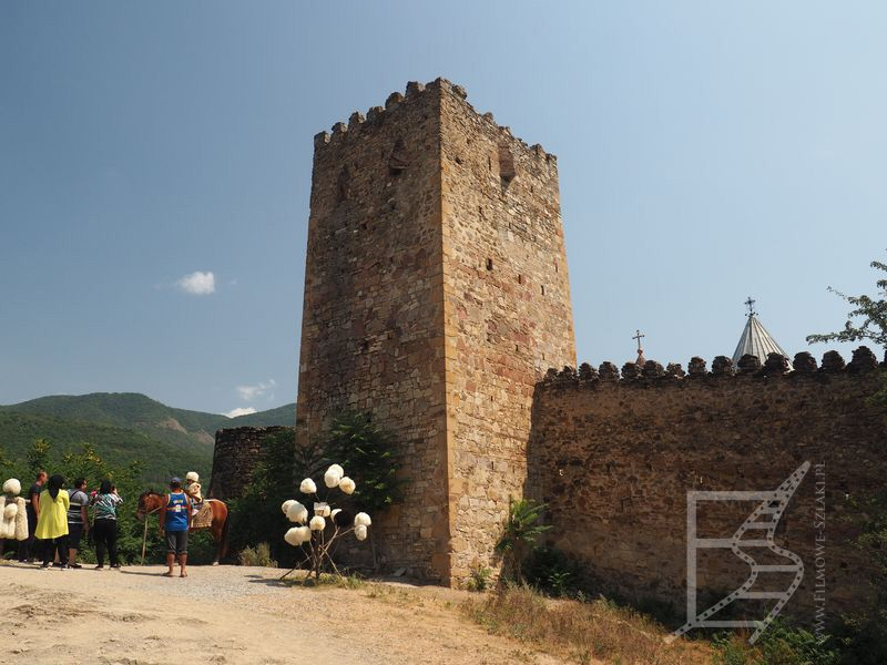 Forteca Ananuri