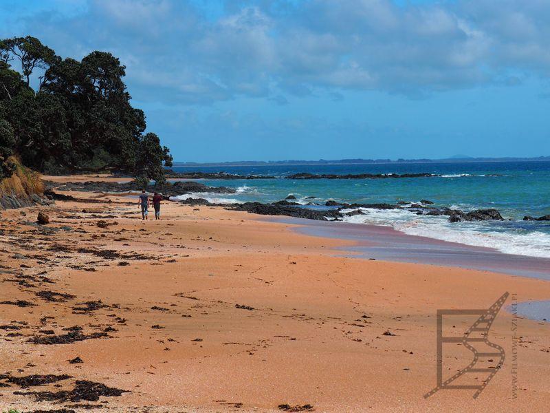 Plaża - Wyspa Północna