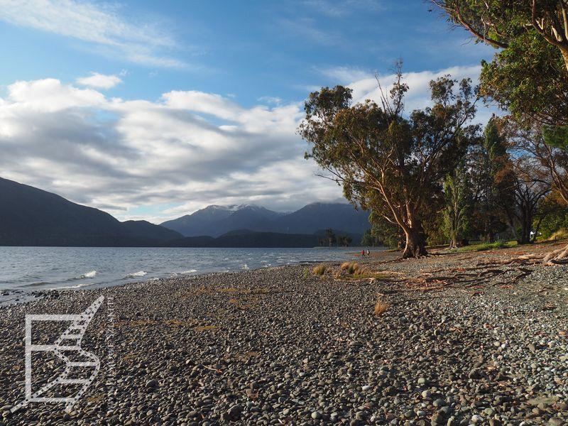 Jezioro Te Anau