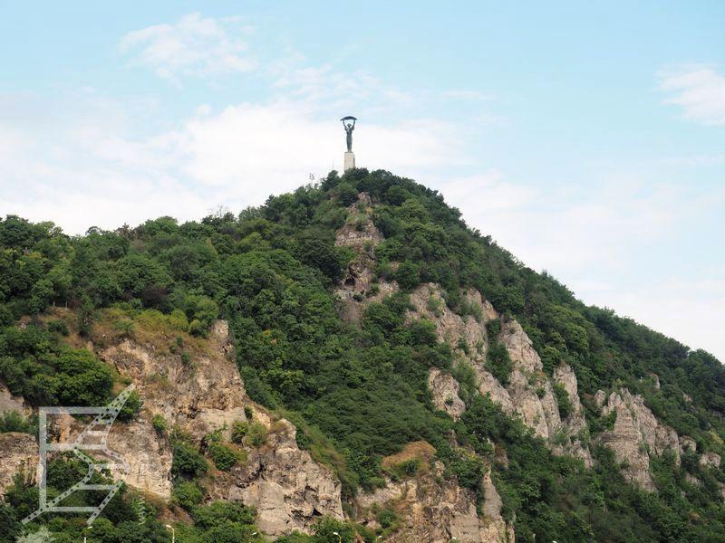 Wzgórze Gellerta w Budapeszcie