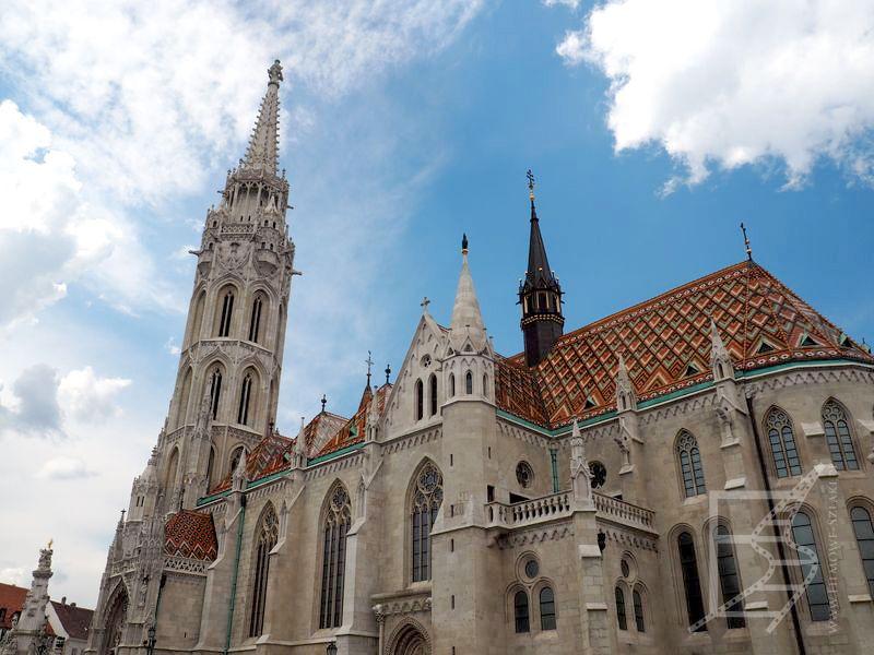 Kościół św. Macieja (Budapeszt, Węgry)