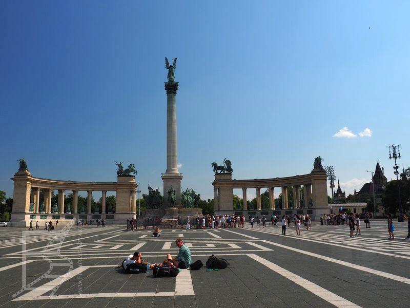 Plac bohaterów (Budapeszt)