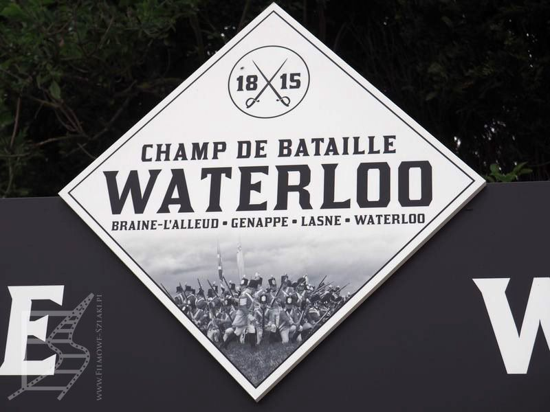 Miejsce bitwy pod Waterloo