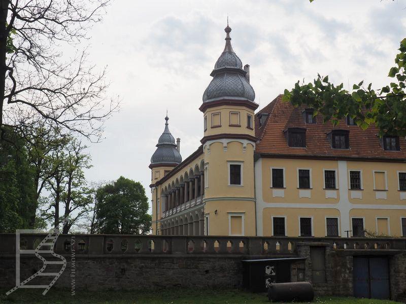 Pałac Blucherów w Krobielowicach