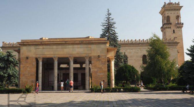 Muzeum i dom Stalina w Gori