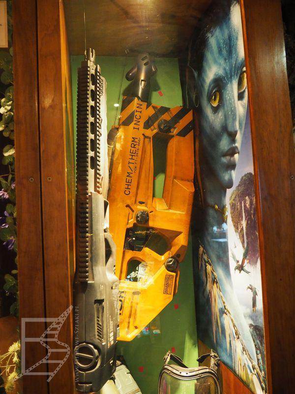 Broń z Avatara