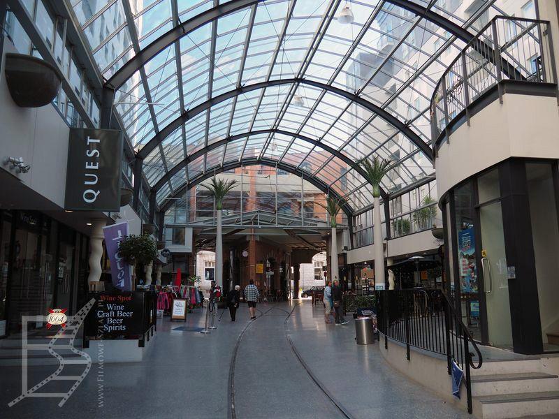Christchurch - dzielnica handlowa