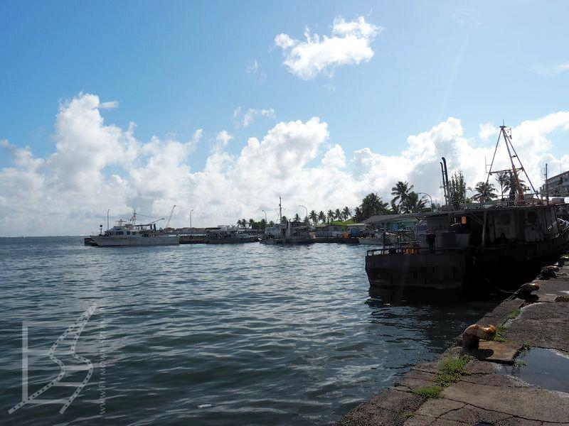 Port i nadbrzeże (Apia)