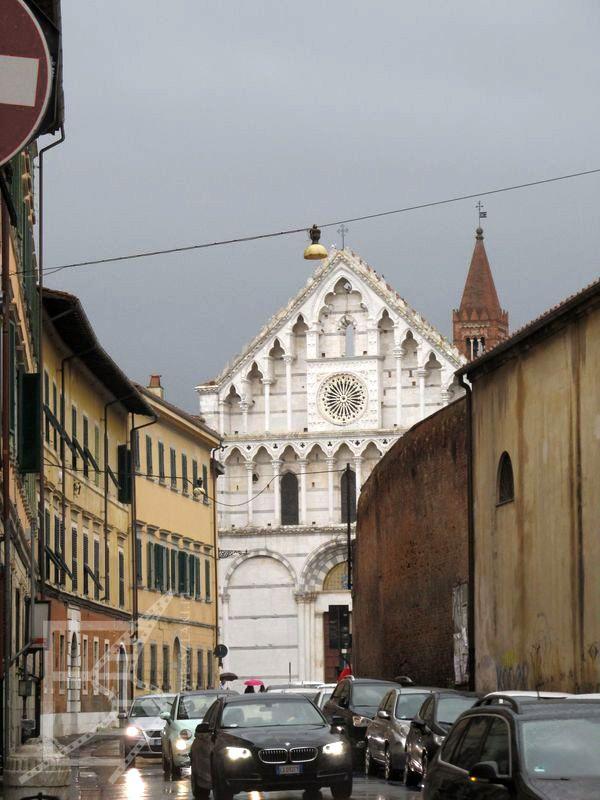 Kościół Chiesa di Santa Caterina d'Alessandria w Pizie