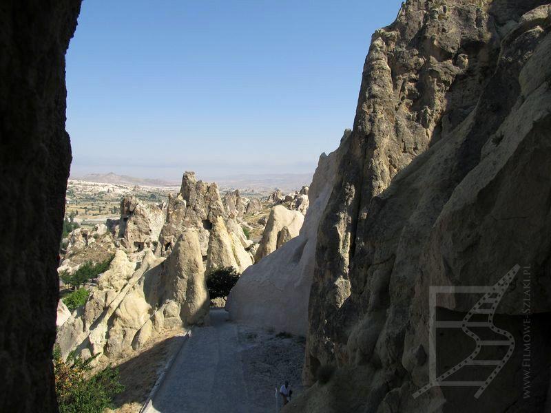 Park Narodowy Göreme - Kapadocja