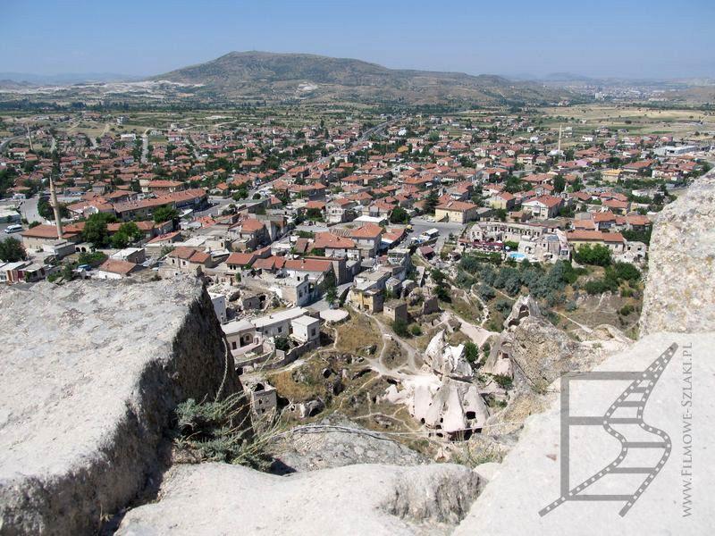 Widok z Uçhisar