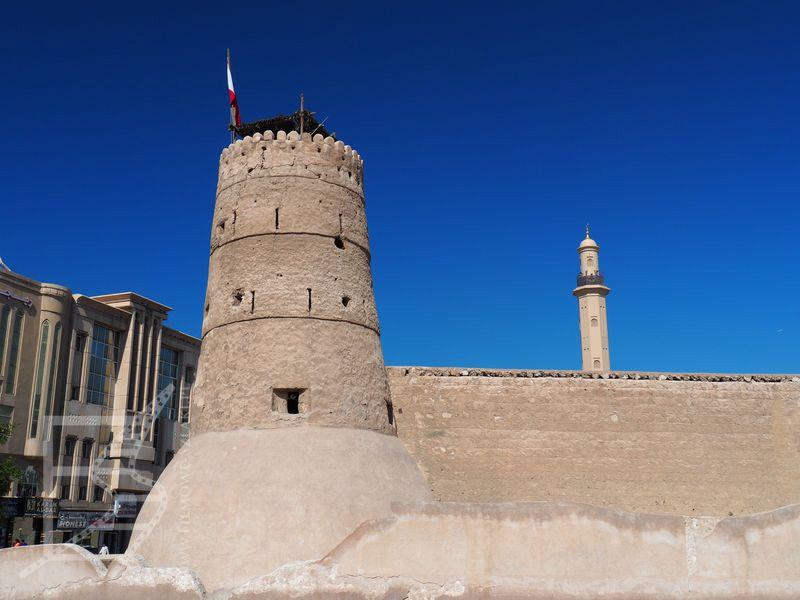 Muzeum Dubajskie i fort Al Fahidi