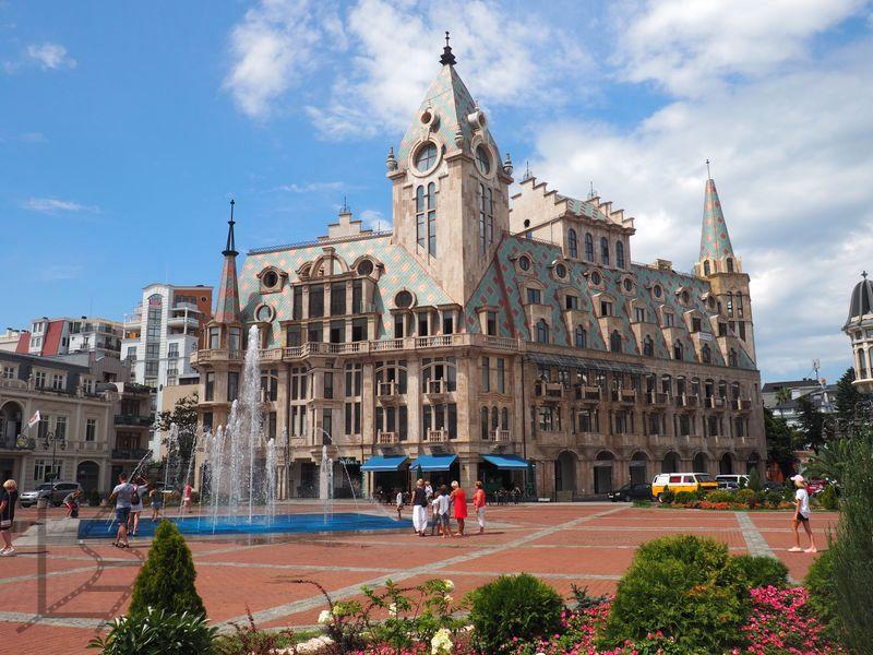 Batumi - Plac Europejski