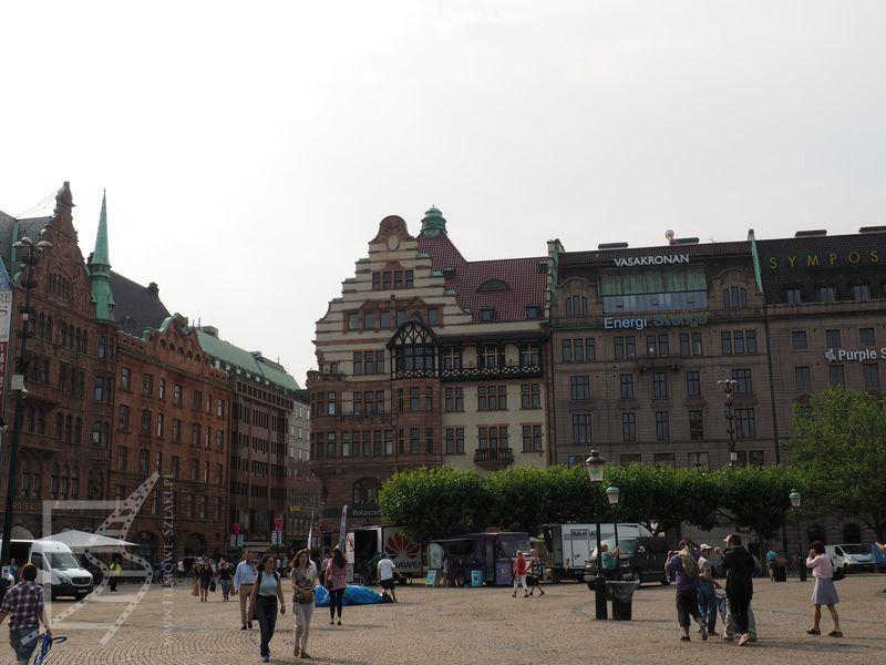 Stortorget w Malmö