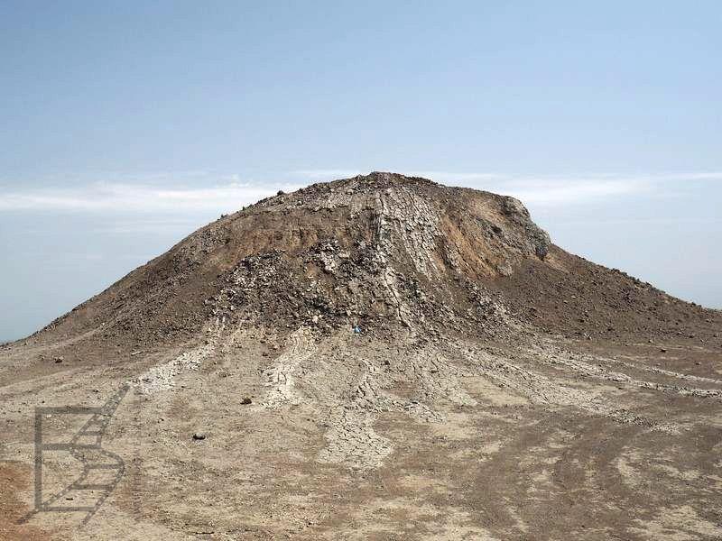 Stożek wulkanu