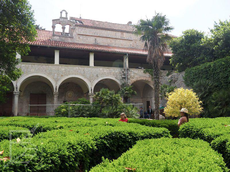 Opactwo Benedyktynów na Lokrum