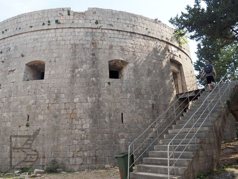 Fort Royal na Lokrum