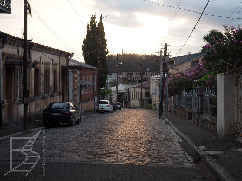 Okolice centrum - Kutaisi
