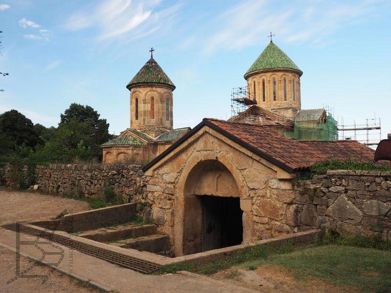 Brama do monastyru Gelati