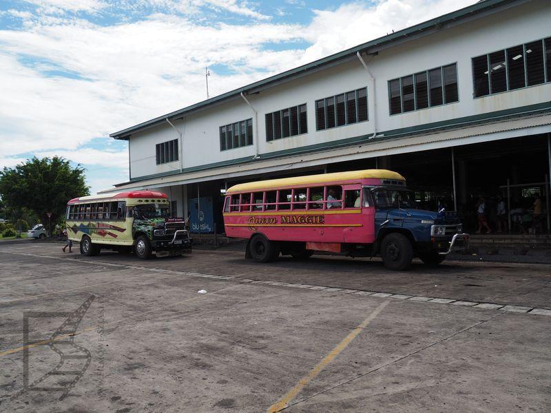Transport lokalny na Savai'i