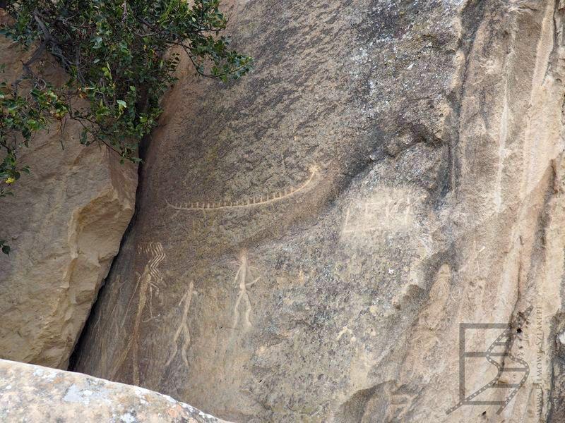 Petroglify w Gobustanie