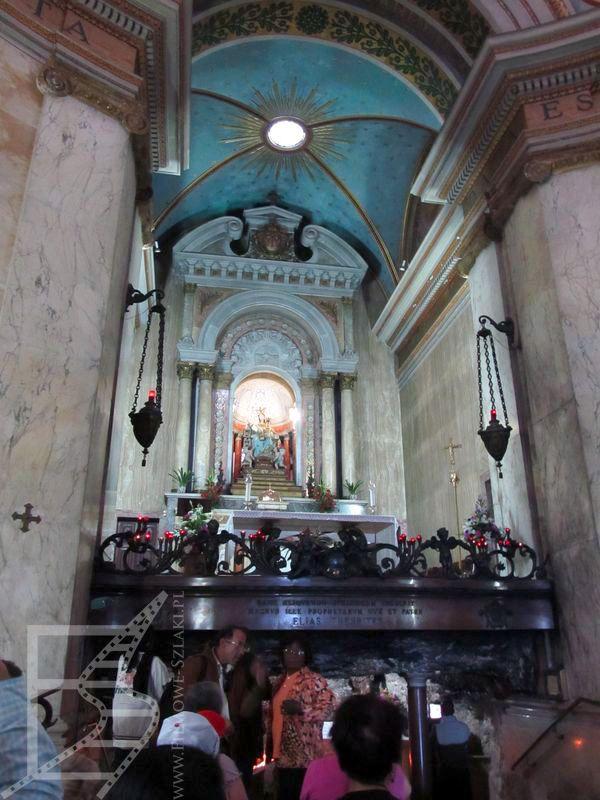 Kościół Stella Maris na górze Karmel