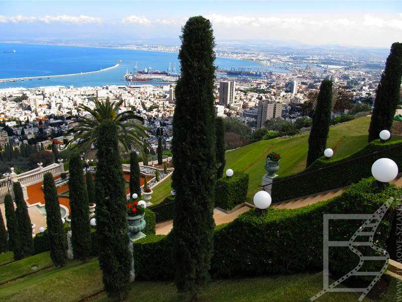 Ogrody przy świątyniach Bahá'i