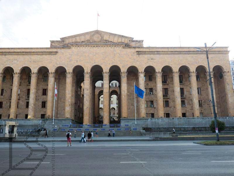 Stary budynek parlamentu