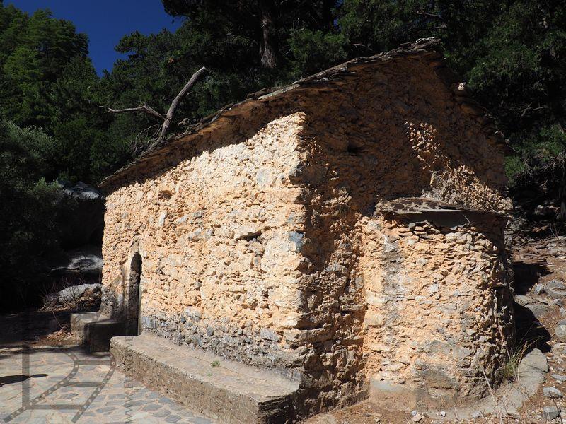 Jeden ze starych kościołów
