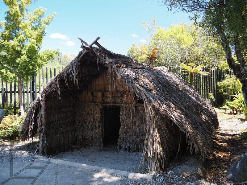 Skansen maoryski