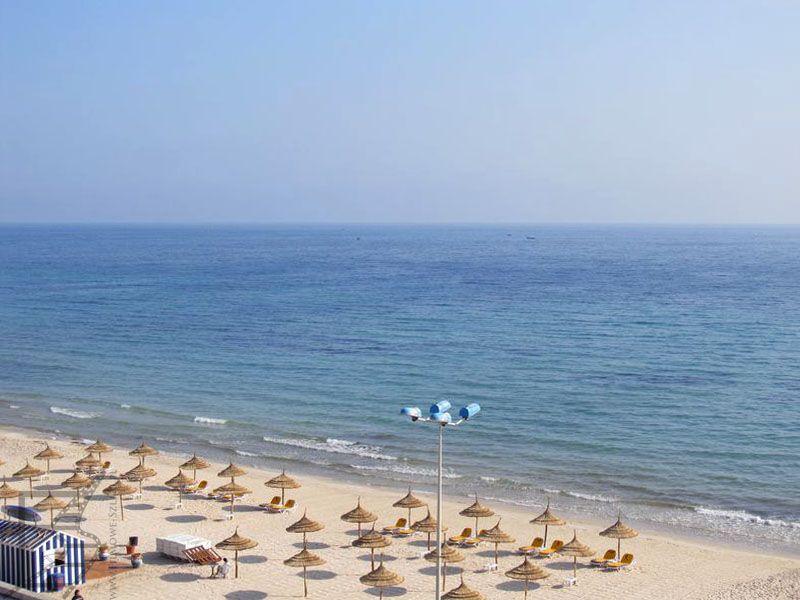Susa (Sousse) - plaża