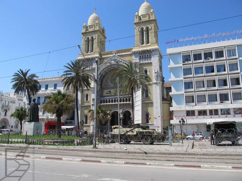 Gorący okres w Tunisie