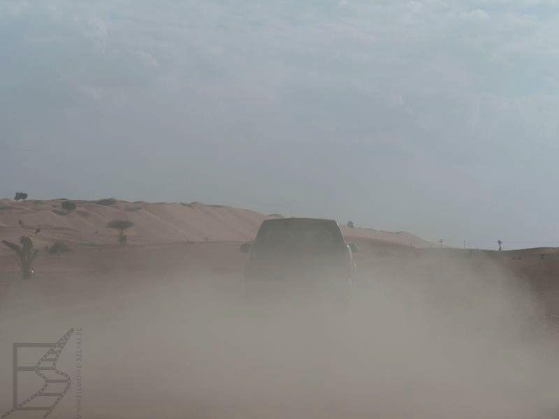 "Pustynny ""offroad"" w Wahiba Sands"