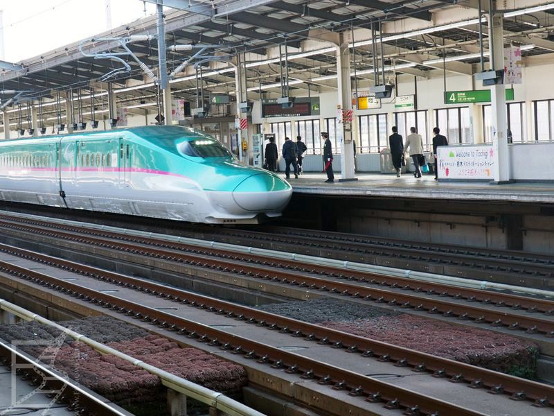 Shinkansen (Japan Rail Pass)