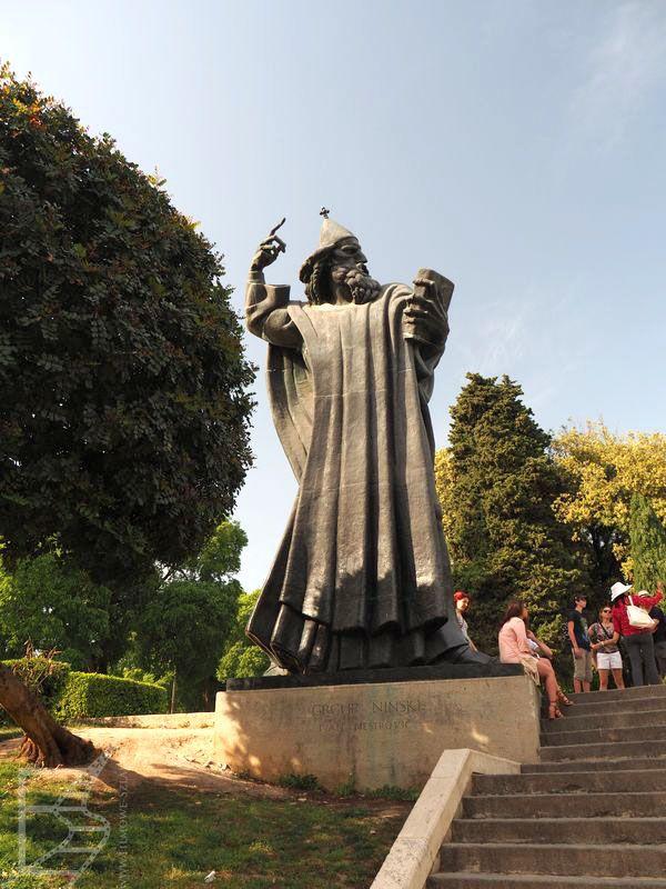 Pomnik biskupa Grzegorza z Ninu (Split)