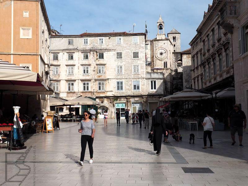 Stare Miasto w Splicie