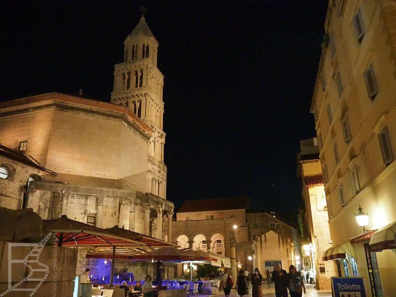 Katedra w Pałacu Dioklecjana