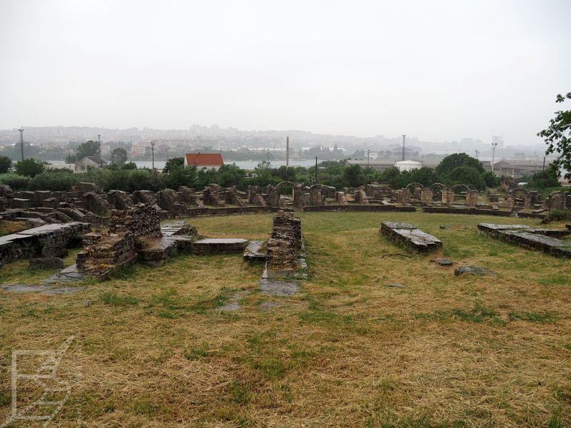 Rzymski amfiteatr w Solin